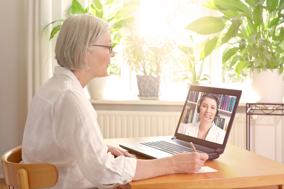The new age of therapy Online counseling